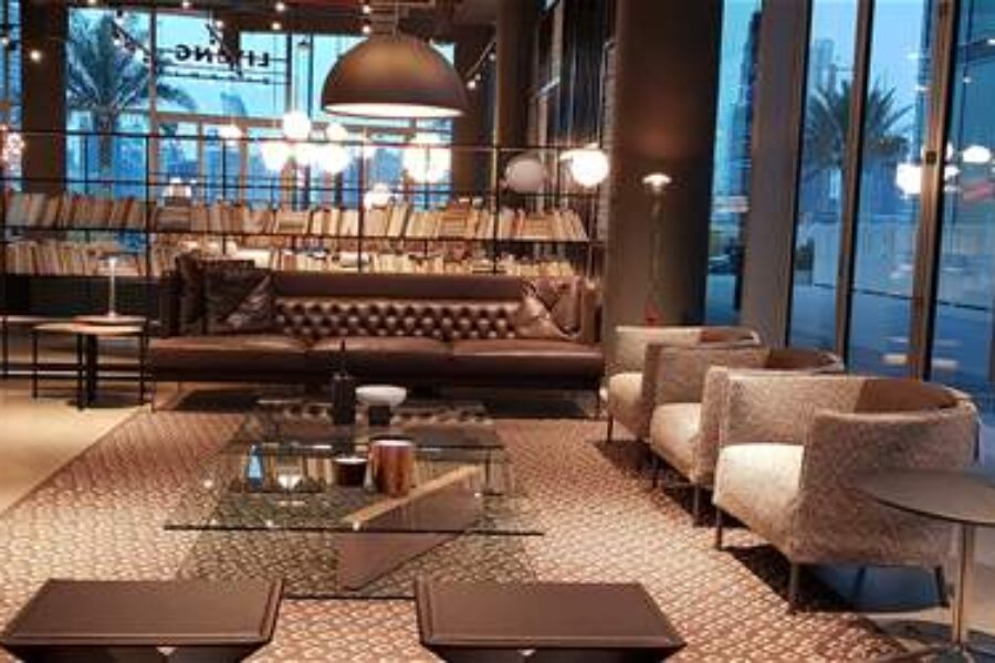 LIVING DIVANI OPENED IN DUBAI DESIGN DISTRICT