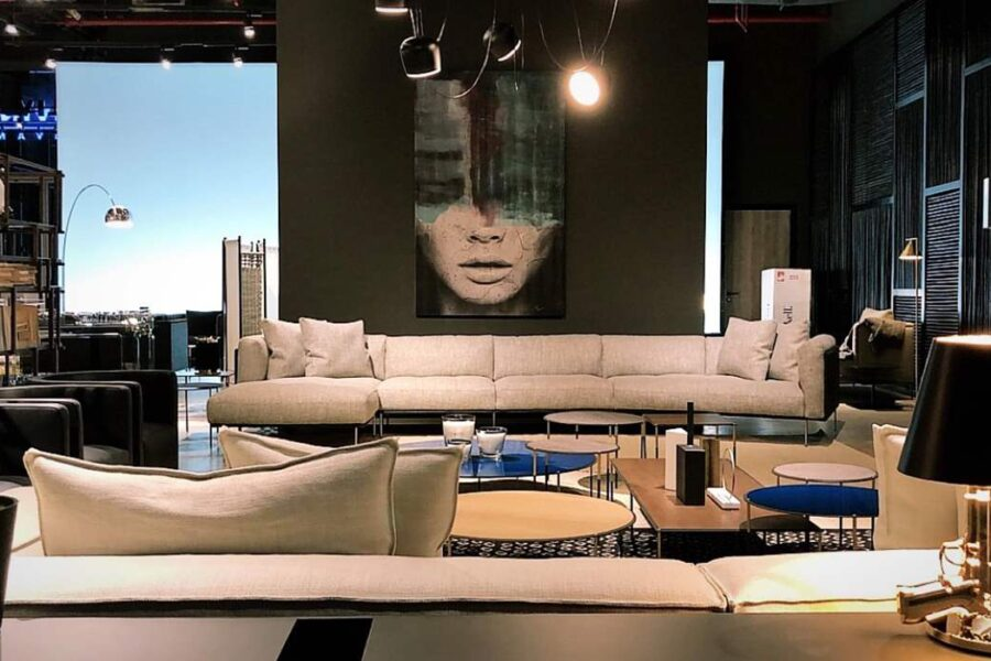 LIVING DIVANI OPENED IN DUBAI DESIGN DISTRICT