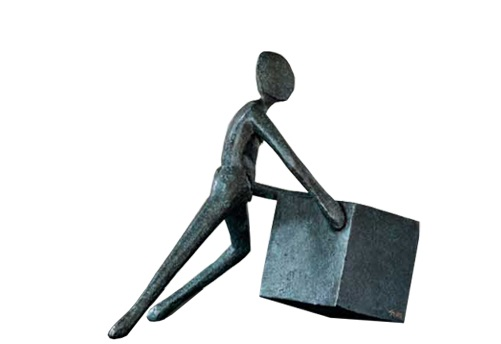 Gradeco statue