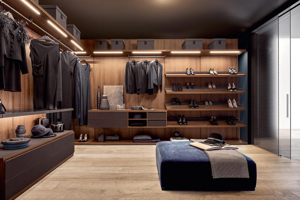 Pianca closet