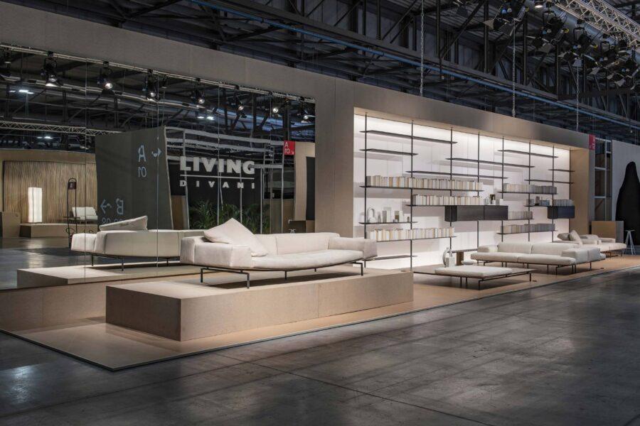 Living Divani At Milano Design Week 2021